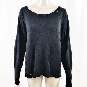 Lole White Label Silk Cashmere Knit Sweater
